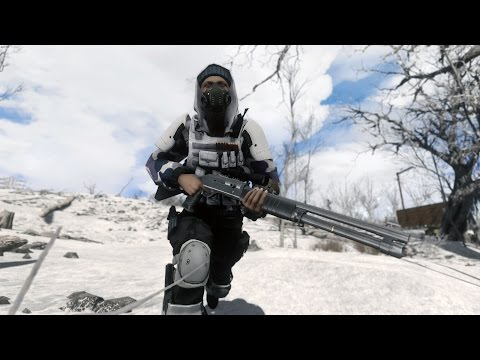 M1014 Shotgun Update - Fallout 4 Mods (PC/Xbox One)