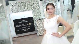Новая коллекция свадебных платьев от Wedding room