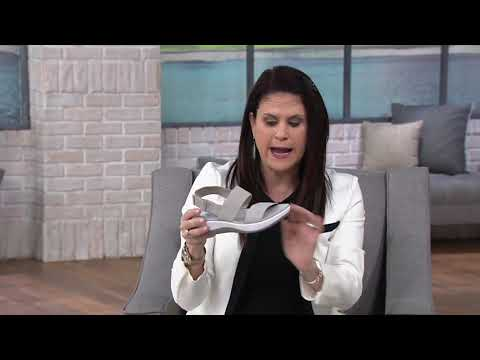 CLOUDSTEPPERS By Clarks Sport Sandals - Arla Jacory On QVC