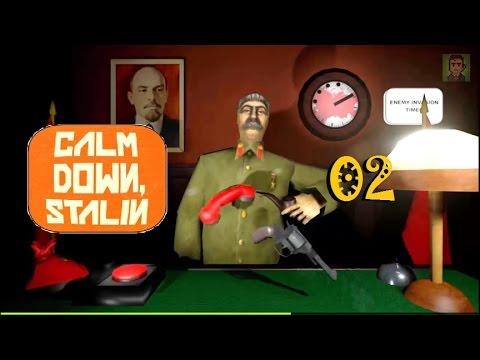 CALM DOWN, STALIN com kaomasB - ep 02 - Espionagem no Kremlin