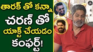 Jagapathi Babu Shocking Statement on NTR And RA...