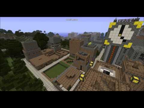 Jesse's Minecraft Server [Trailer - Mar.21]