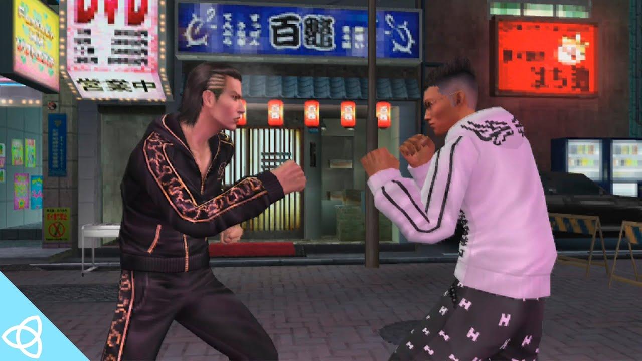 Kurohyō: Ryū ga Gotoku Shinshō (Yakuza PSP)   Obscure Games #68 - YouTube