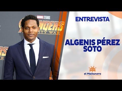 Algenis Pérez Soto | Actor Captain Marvel