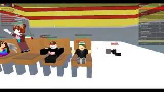Roblox - Simon Says 3.0! Musical chairs