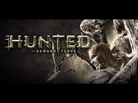 Hunted: The Demon's forge - bad ending