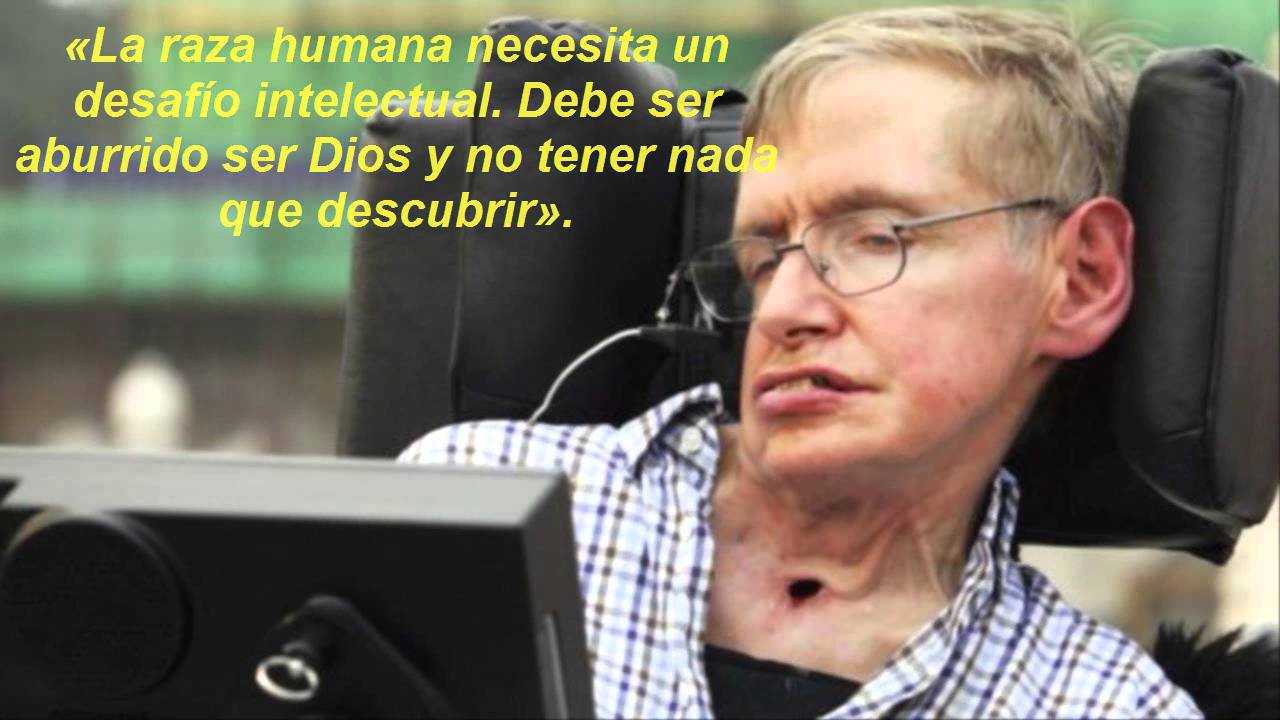 Top 10 Frases Celebres De Stephen Hawking Youtube