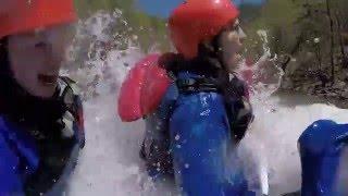 Whitewater rafting Ocoee River, TN