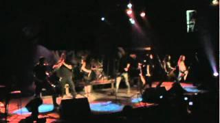 ELUVEITIE the siege (19-01-2012)
