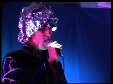 APositsia - X, 2014, Saint-Petersburg, Russia. Arthur Brown (UK) + Byzantine Art Punk Ensemble (Rus)