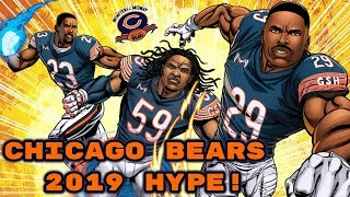 Chicago Bears 2019 Hypeᴴᴰ (Official)