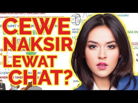 INI RAHASIA Bagaimana Cewe Naksir Lewat Chatting | Teknik MUJARAB
