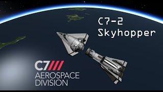 Skyhopper - C7 Areospace 1 - KSP