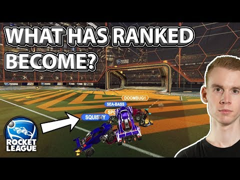 WHAT HAS RANKED BECOME? End of Season 9 Rocket League thumbnail