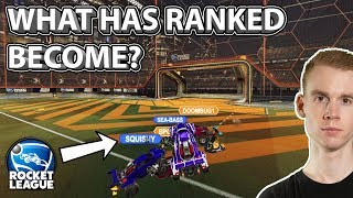 WHAT HAS RANKED BECOME? End of Season 9 Rocket League