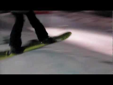 Pj Brown snowboard edit, 2012-2013