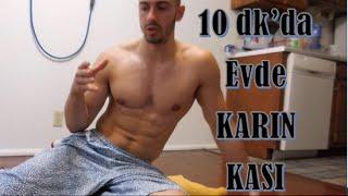 10 Dakikada Ev'de Karin Kasi YAP