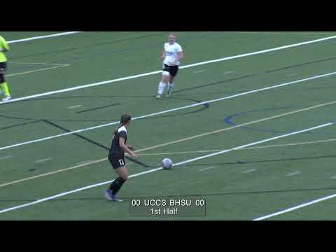 Women's Soccer vs Black Hills State University