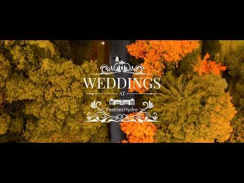 Peebles Hydro Weddings