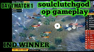 Last circle pmco 2019 south asia .... Soul clutch god op gameplay