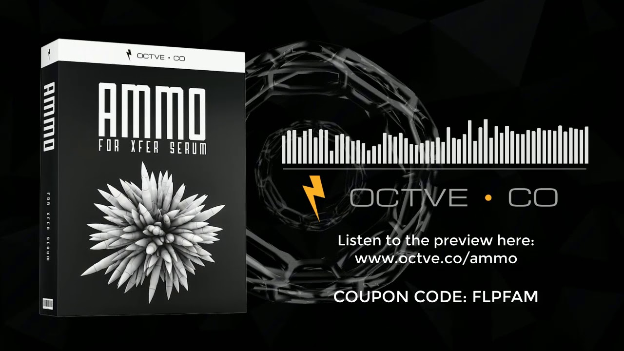 OCTVE co : Ammo for Xfer Serum [20% OFF COUPON CODE]