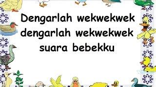 Download BEBEKKU (LIRIK) - Lagu Anak - Cipt. Pak Kasur - Musik Pompi S.