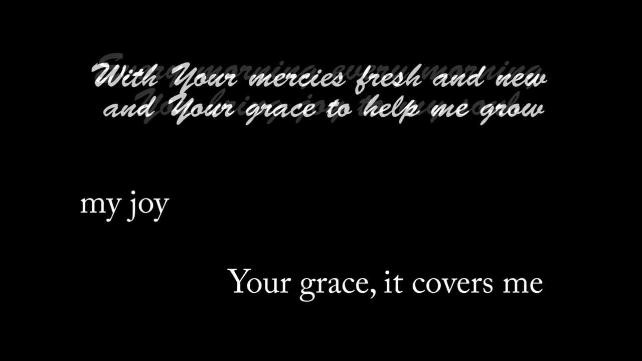 You Are My Joy Worship Song By Mike Winger Youtube