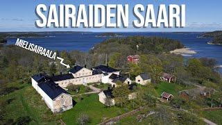 Tällä Suomen saarella on kauhea historia..