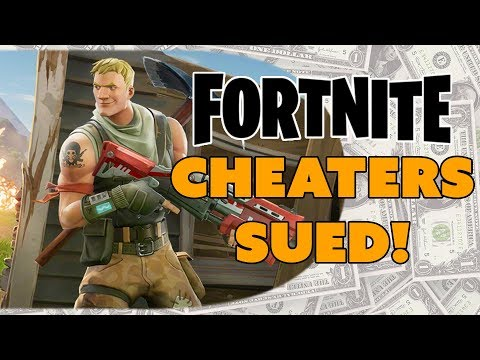 Fortnite Cheaters SUED! - The Know Game News