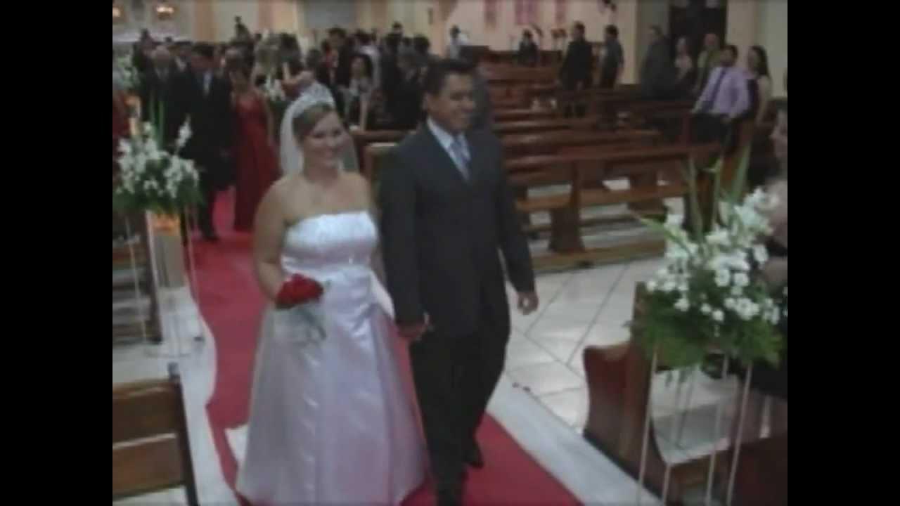 Casamento Flávia e Ricardo - YouTube 2e97089828