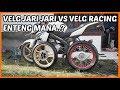 Velg Jari Jari VS Velg Racing Boy Sp522
