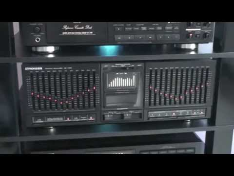 PIONEER VINTAGE HI-FI SYSTEM Best STEREO / DEMONSTRATION HD