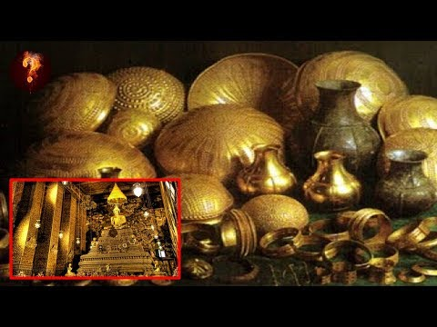 Trillion Dollar Treasure Found Under Indian Temple?