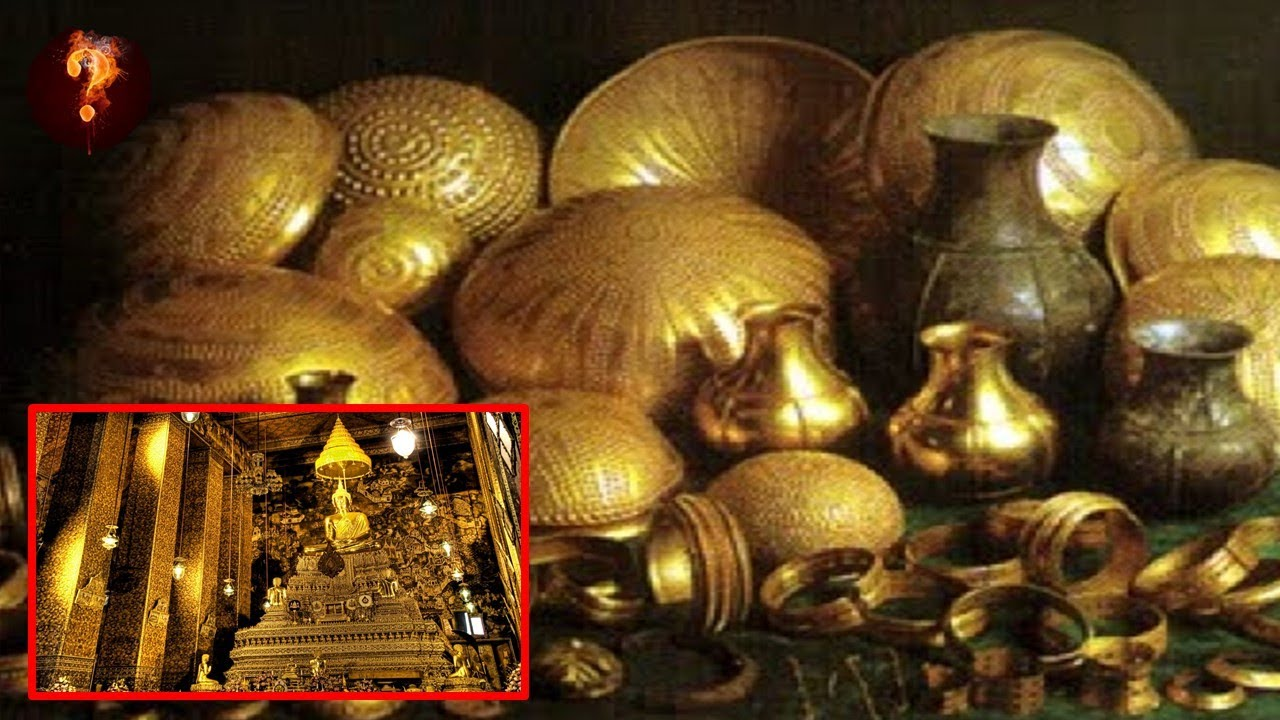 Trillion Dollar Treasure Found Under Indian Temple Youtube