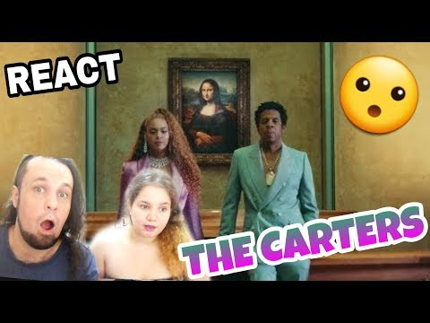REAGINDO: THE CARTERS - APES**T REACT