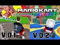 Mario Kart DS Deluxe - Everything new in Version 0.2! (Mod)