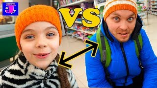 Cumpara daca POTI   Shopping Challenge   Taticu VS Jasmina