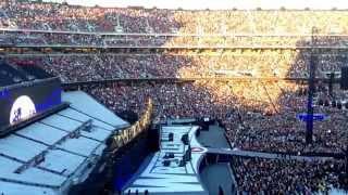 Undertakers entrance WrestleMania 31  reaction!! Mp3