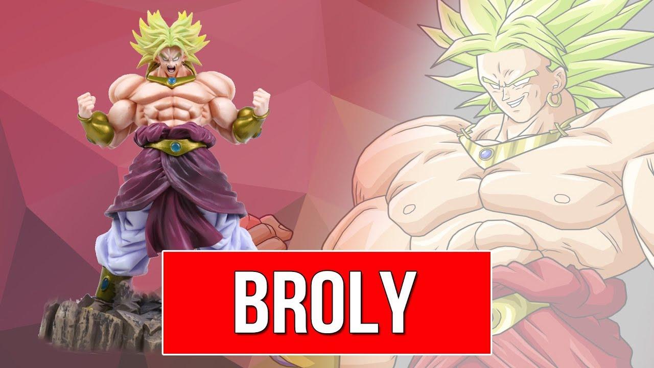 Mô Hình Broly (Dragon Ball)