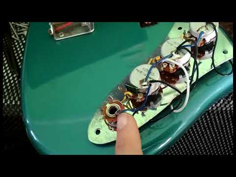 [EQHS_1162]  Install new pickups in your Fender Jazz Bass - YouTube | Fender Mexican Jazz Bass Wiring Diagram |  | YouTube