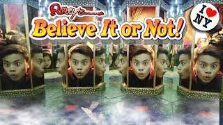 RIPLEY'S BELIEVE IT OR NOT!!! Strangest Museum in New York City! Times Square thumbnail