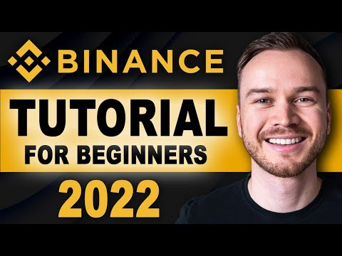 Binance Tutorial For Beginners 2021 (FULL STEP-BY-STEP GUIDE)