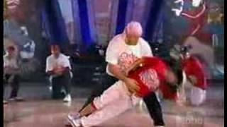Mr. Wiggles w/Rock Steady Crew on Dancing with the Stars