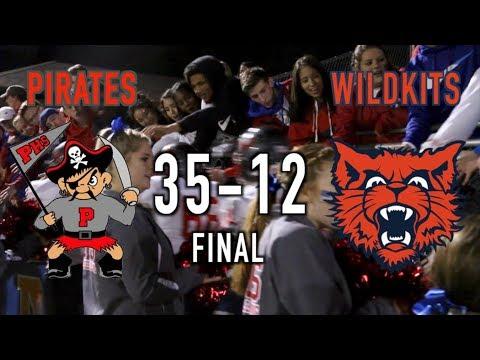 Palatine VS Evanston High School - PHS Football Highlights