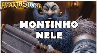 HEARTHSTONE - MONTINHO NELE! (WILD PATRON WARRIOR)