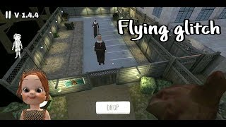 Flying glitch Evil Nun V 1.4.4 Android Horror gamePlay