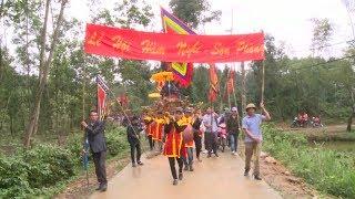 Tưng bừng Lễ hội rước sắc phong vua Hàm Nghi ở Hà Tĩnh