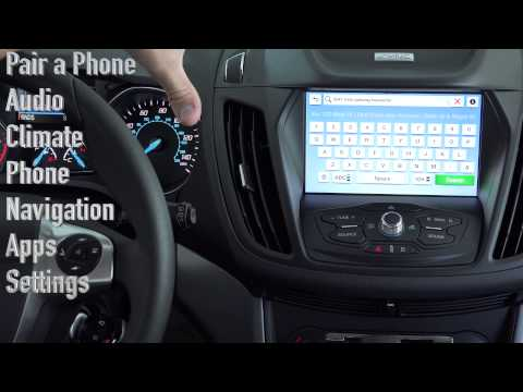 Ford's Sync 3 Hands On - Full Tutorial