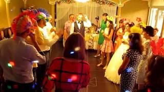 Свадьба, конкурс на свадьбе