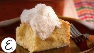 Tres Leche Cake For Cinco De Mayo - Emeril Lagasse